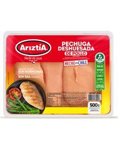 Pechuga Deshuesada de Pollo 500 gr