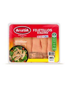 Filetillo de pollo 480 gr
