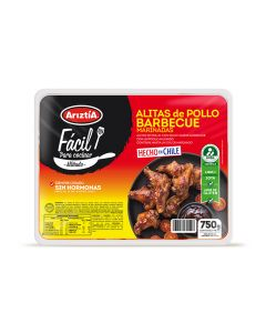 Alas trutro barbecue 750 gr