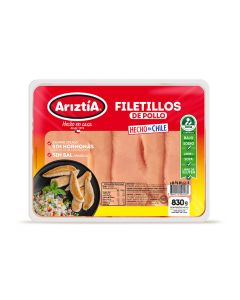 Filetillo de vacuno 830 gr