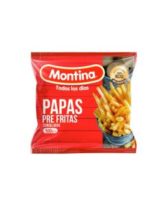 Papas Pre Fritas 500 gr