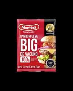 Hamburguesa BIG de Vacuno 150 gr